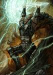 Thor, the God of Thunder