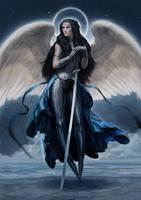 Urdine Angel by Noxypia
