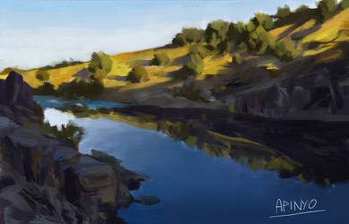 River by Noxypia