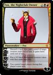 Fox the Nightclub Owner by Noxypia
