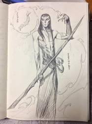Izanagi by Noxypia