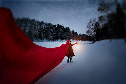 Little Red Riding Hood - Follow me