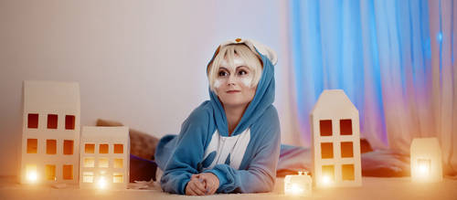 Owl Kigurumi Girl