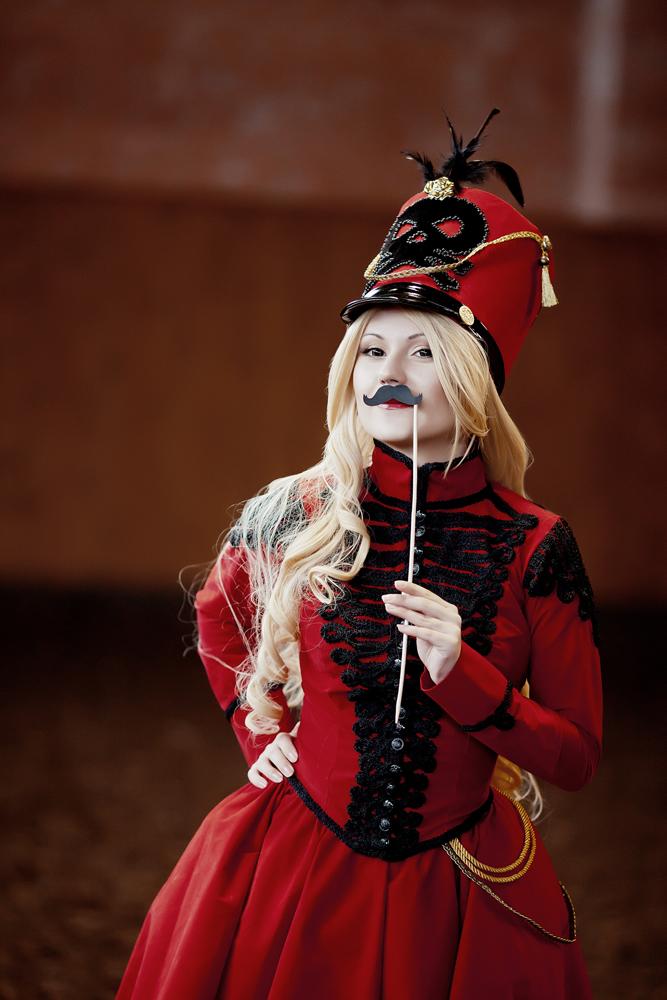 Husar Lolita by Lady-I-Hellsing