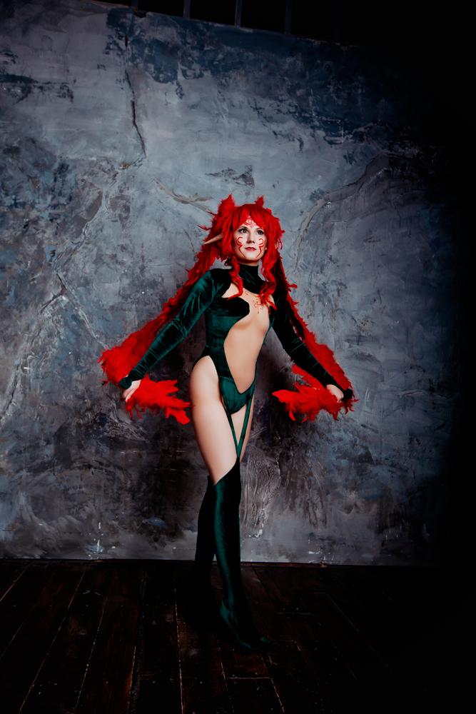 Shamanic Princess by Lady-I-Hellsing