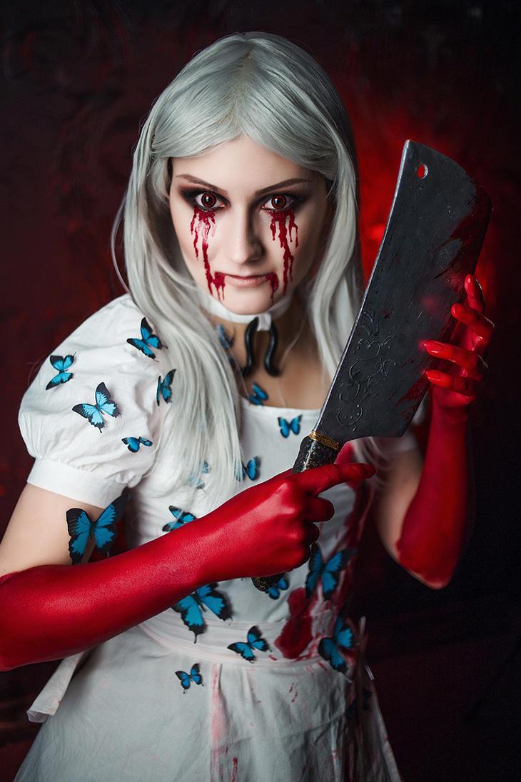 Crazy Alice by Lady-I-Hellsing