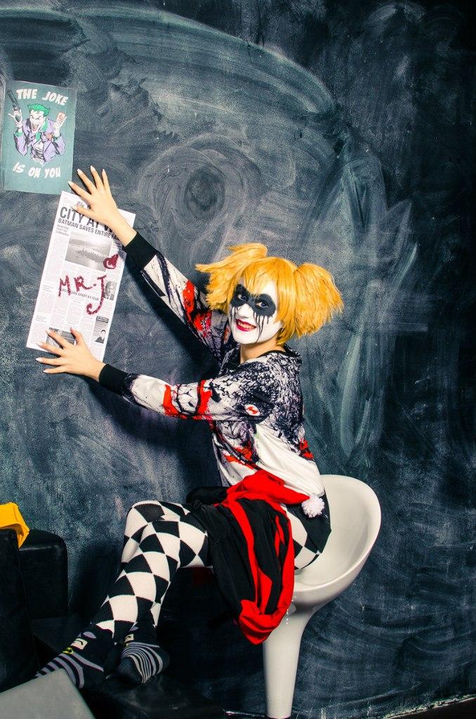 Harley Quinn by Lady-I-Hellsing