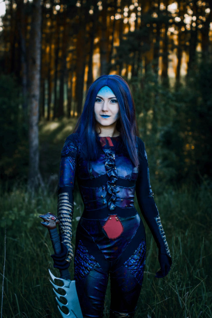 Illyria by Lady-I-Hellsing
