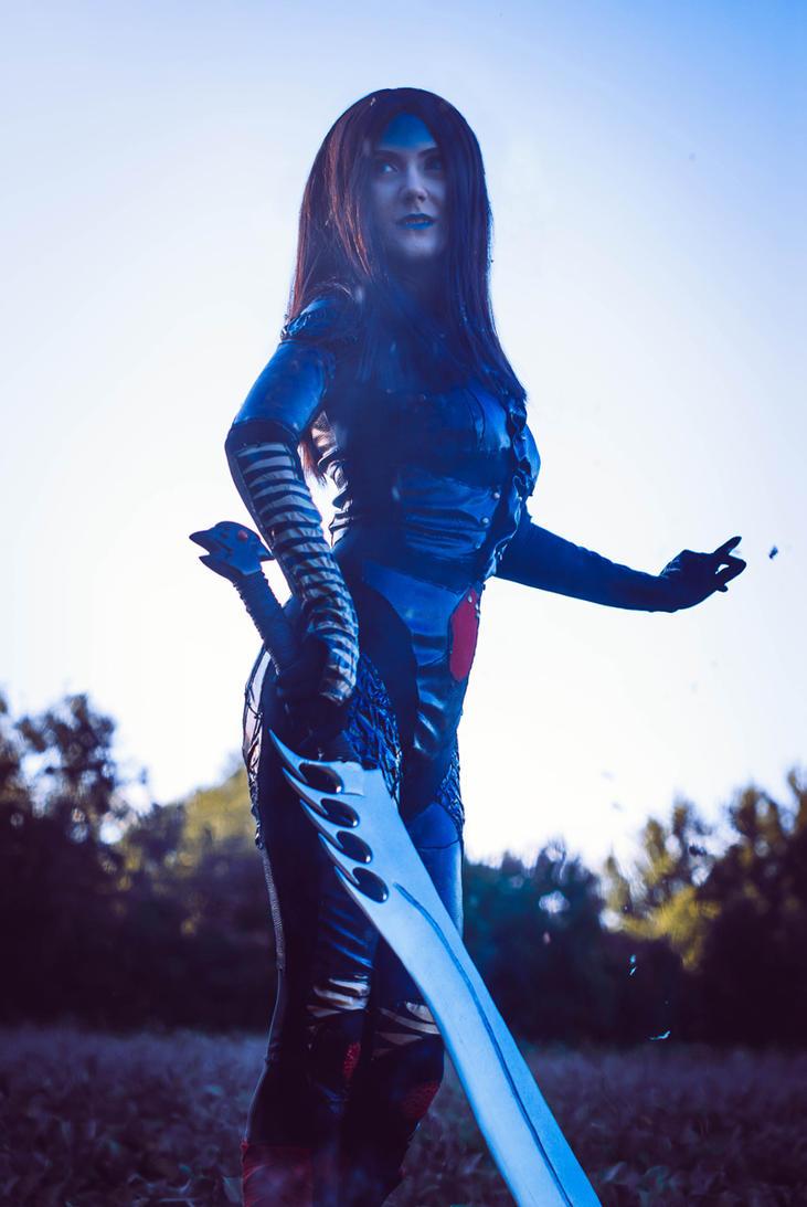 Illyria by Lady-I-Hellsing