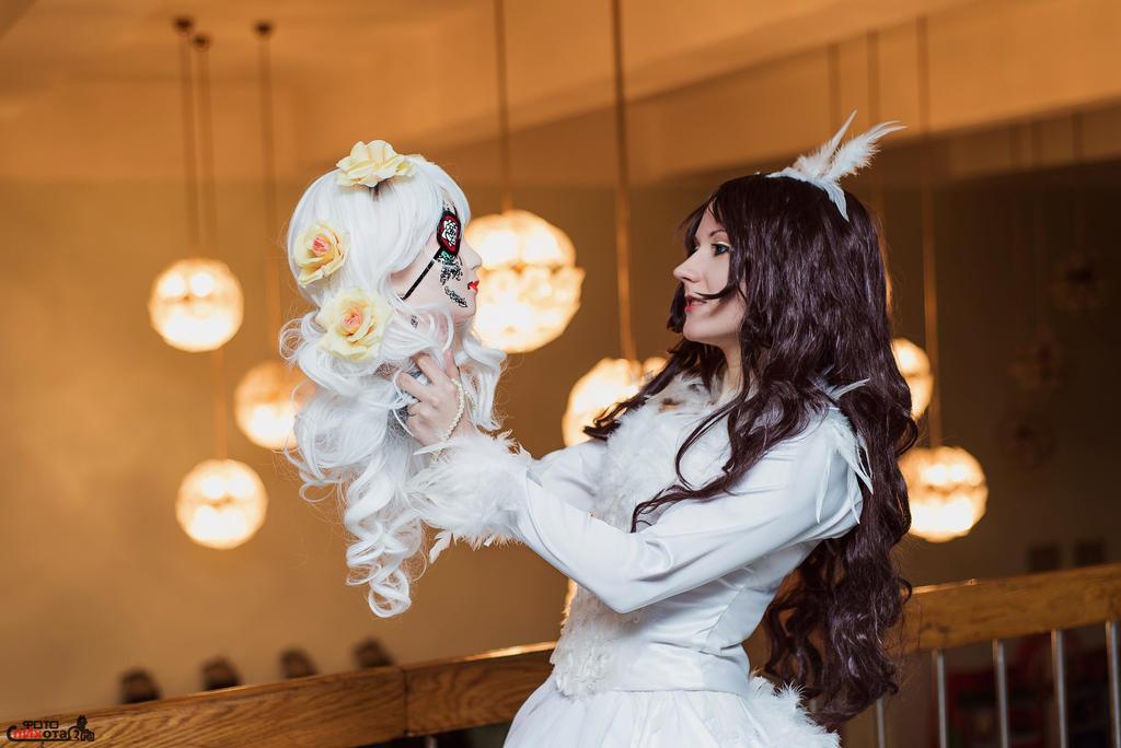 Peacock Dinah by Lady-I-Hellsing