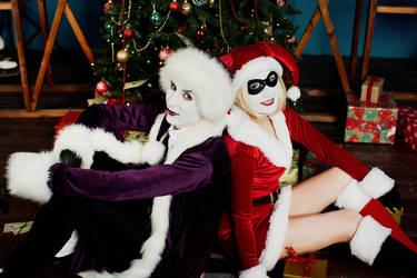 Christmas Gotham by Lady-I-Hellsing