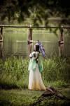 Mulan by Lady-I-Hellsing