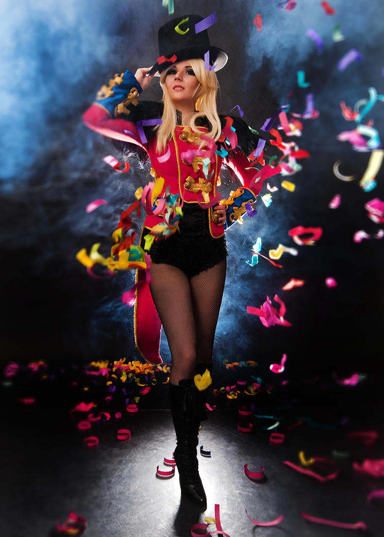 The Circus by Lady-I-Hellsing