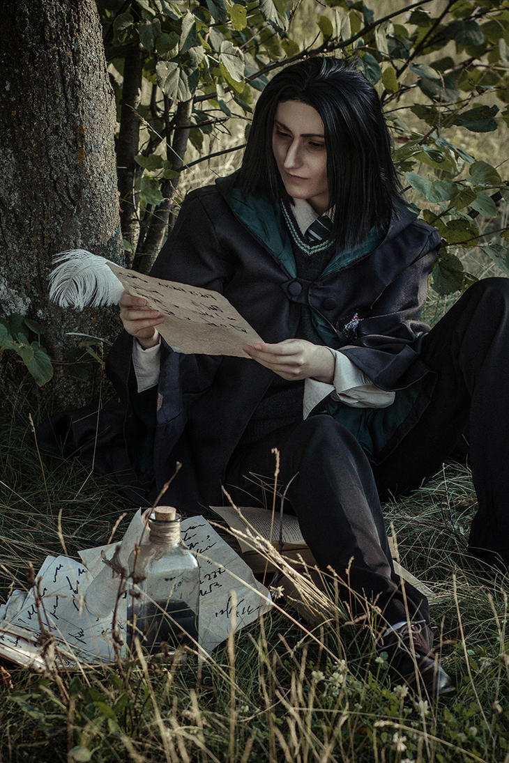 young Severus Snape by Lady-I-Hellsing