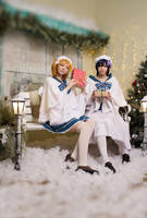 Love Live! Merry Christmas! by Lady-I-Hellsing