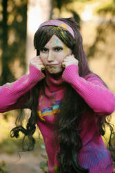 Mabel Pines by Lady-I-Hellsing