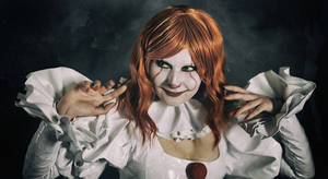 Pennywise by Lady-I-Hellsing