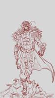 League Of Legends Blood Moon Sett