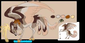 Victorian Deer Bird by aignavus