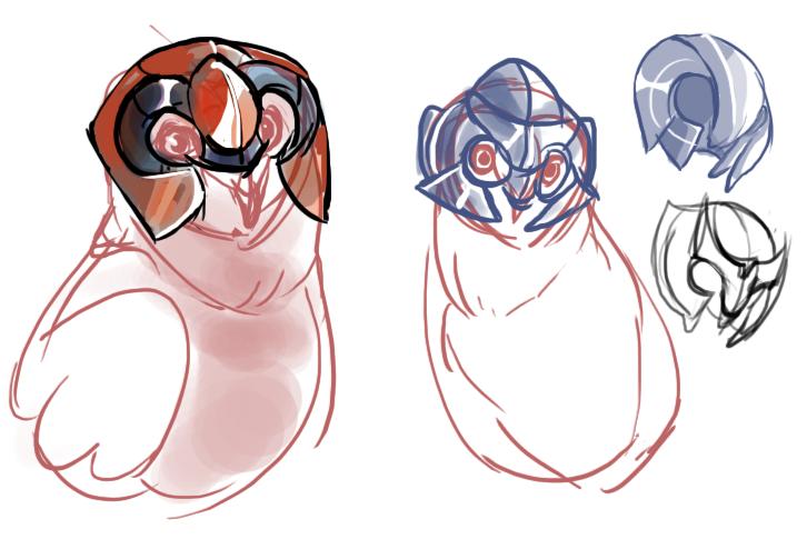 Concept: Helmets by aignavus