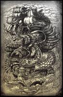 Sea Dragon v2 by dlincoln83