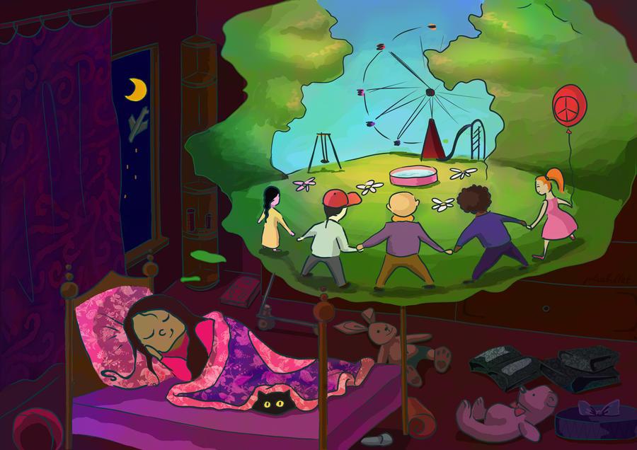 Dream by JuliaBullet