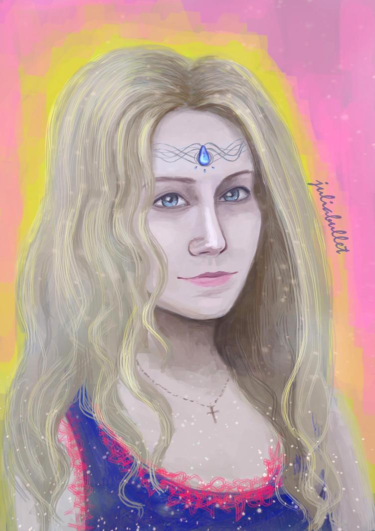 Princess by JuliaBullet