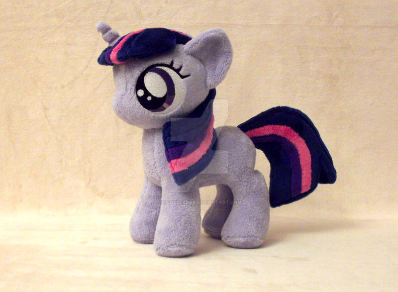 Filly Twilight Sparkle by RazielleDbx