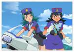 Pokemon TG - Ashley and Jenny