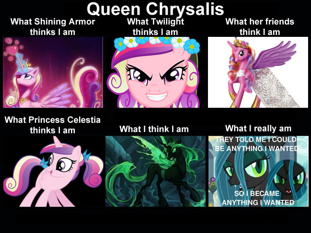 Image result for mlp Chrysalis memes