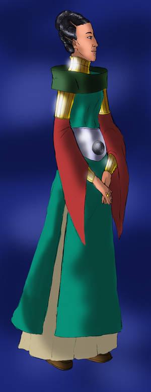 Woman of K'n-yan
