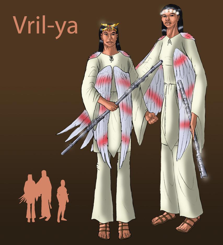 Vril-ya by Spearhafoc