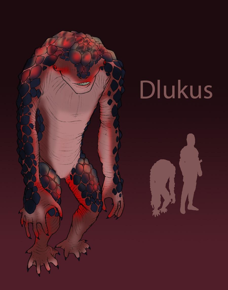 Dlukus by Spearhafoc