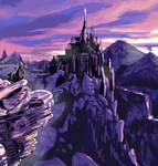 Galing Castle, Demonland
