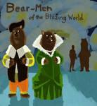 Bear-men of the Blazing World