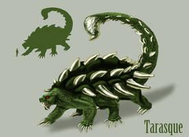 Tarasque by Spearhafoc
