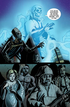 The Apex Society #15 Page 13