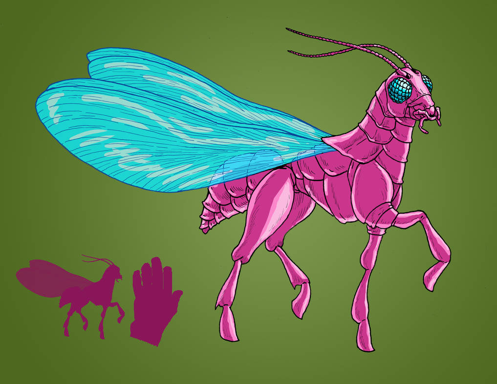 Counter-Earth - Fairy Foals