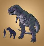 Counter-Earth - Barnosaurus