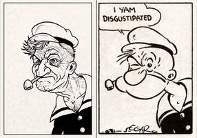 Popeye Redraw