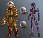 Spaceman X