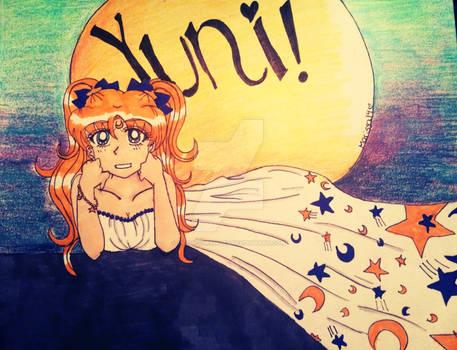 Yuni for ash