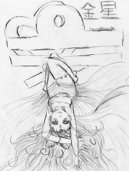 Venus/Libra Sketch