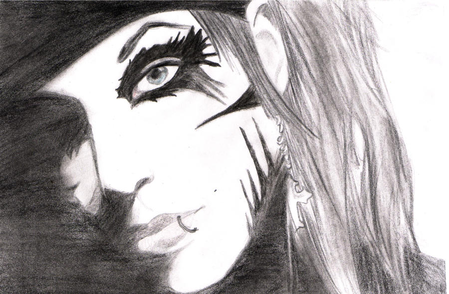 Andy biersack BVB by little-devil-s on DeviantArt