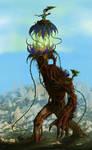 Life, The Tree Colossus