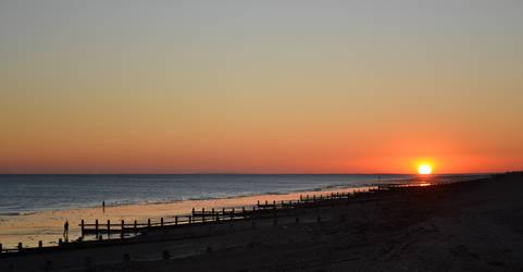 Worthing Sunset 3
