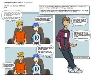 Internet and Comics, A History | Part 4