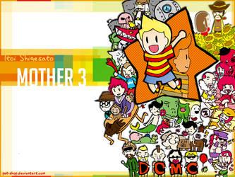 MOTHER 3 -wallpaper by Pet-shop