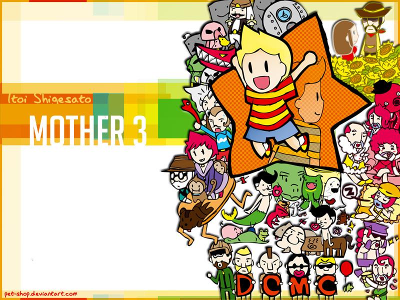 lucas mother 3