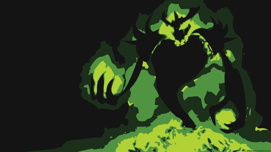 Dota Shadow Fiend Wallpapper By Felipeangelo
